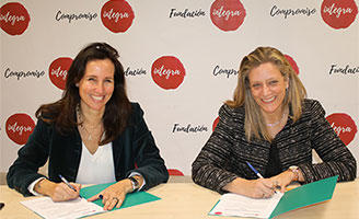 """Amavir se une al """"Compromiso Integra"""" para mejorar el empleo de personas en riesgo de exclusión"""