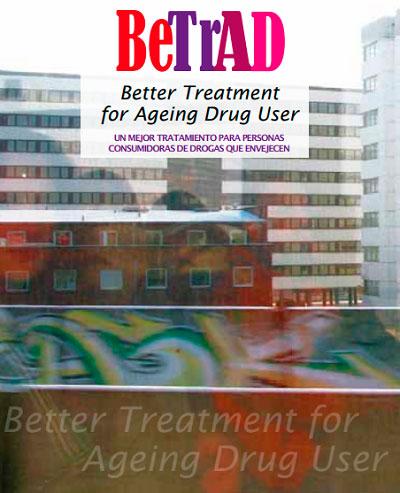 geriatricarea BeTrAD envejecimiento drogas