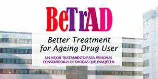 El proyecto BeTrAD estudia el proceso de envejecimiento en personas consumidoras de drogas