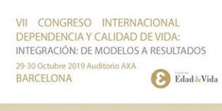 Barcelona acogerá el VII Congreso Internacional Dependencia y Calidad de Vida de Fundación Edad&Vida