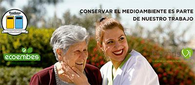 geriatricarea DomusVi Ecoembes