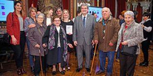 El proyecto intergeneracional Soñando Zorrozgoiti, de IMQ Igurco, galardonado en los Premios Bilbao Balioen Hiria