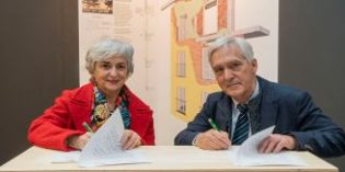 Museum Cemento Rezola y Matia Fundazioa colaborarán para fomentar la integración social y bienestar de los mayores