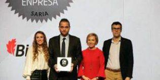 La empresa de cuidados a domicilio Ubikare distinguida con el premio ON Bizkaia 2019