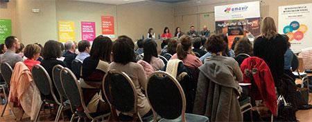 geriatricarea geriatricarea Jornada Amavir Trabajo Social