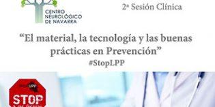 Una Sesión Clínica aborda las buenas prácticas en la prevención y el tratamiento de lesiones por presión