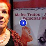 El vídeo #MayoresSINabusos trata de concienciar sobre los malos tratos y abusos a los mayores