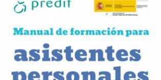PREDIF edita un manual de formación para asistentes personales