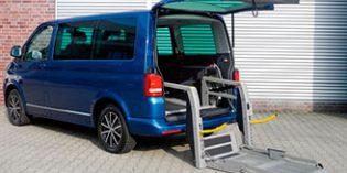 Panorama: una versátil plataforma elevadora que  permite acceder a un vehículo sin transferencias