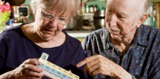 El riesgo de polifarmacia en mayores se puede reducir a la mitad siguiendo hábitos saludables