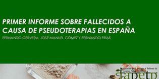 Las pseudoterapias causan más de mil fallecimientos al año en España