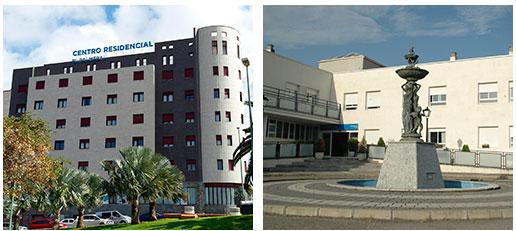 geriatricarea sanitas mayores centros libres sujeciones