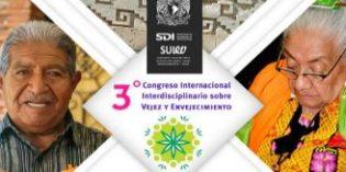 III Congreso Internacional Interdisciplinario sobre Vejez y Envejecimiento – 3CIIVE