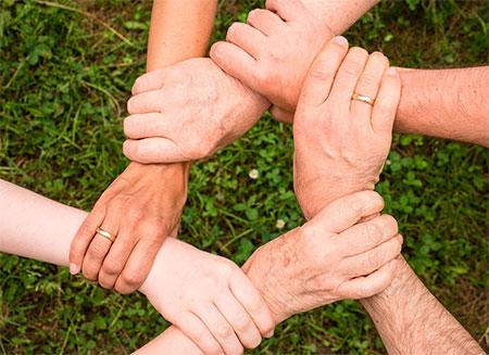 geriatricarea voluntariado intergeneracional CONFEMAC