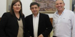 La Diputación de Jaén y la Federación de Alzheimer elaborarán un plan estratégico sobre esta enfermedad