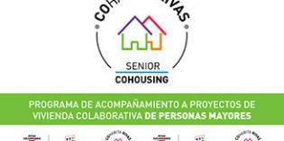 """En marcha Cohabita Rivas, un innovador proyecto de """"senior cohousing"""""""