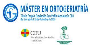 La Fundación CEU San Pablo Andalucía imparte un nuevo un Máster en Ortogeriatría