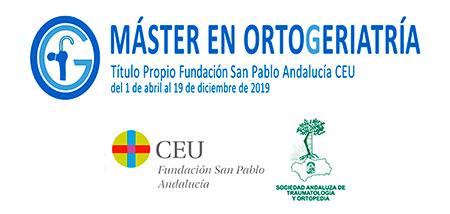 geriatricarea Master Ortogeriatria CEU San Pablo