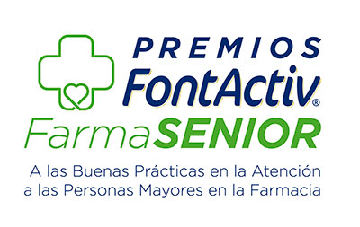 geriatricarea Premios FontActiv FarmaSENIOR farmacias