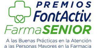 Los Premios FontActiv FarmaSENIOR reconocen la labor de las farmacias en la atención a las personas mayores