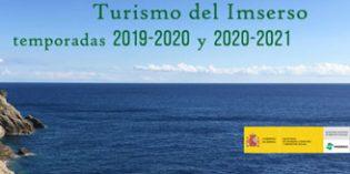 El Imserso pone en marcha el Programa de Turismo Social para las temporadas 2019/2020 y 2020/2021