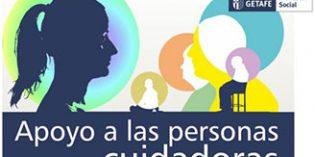 Getafe pone en marcha el programa 'Cuidar a los cuidadores'