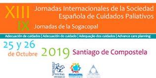 Santiago de Compostela acogerá las XIII Jornadas de la Sociedad Española de Cuidados Paliativos