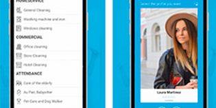Kleender, una app que conecta a clientes y profesionales de servicios domésticos sin intermediarios