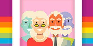 ¡Mayores y diversas!, un encuentro para visibilizar y normalizar al colectivo de mayores LGTBI