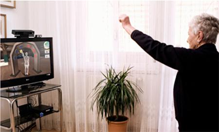 geriatricarea rahabilitacion virtual VirtualRehab
