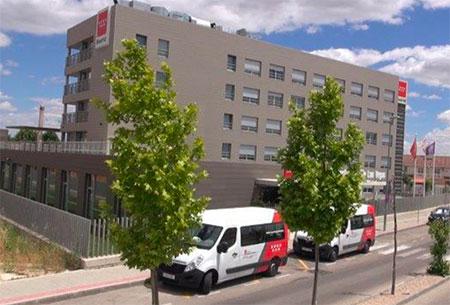 geriatricarea residencia las vegas Libre de Sujeciones