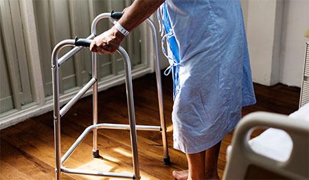 geriatricra desnutrición paciente cronico