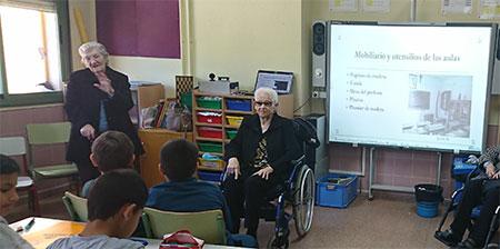geriatricarea Programas intergeneracionales Albertia