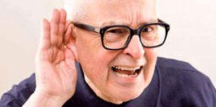 El oído y la vista, los sentidos más perjudicados por el envejecimiento