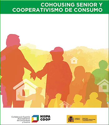 geriatriarea cohousing senior HISPACOOP