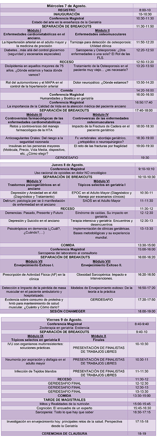 geriatricarea CONAMEGER