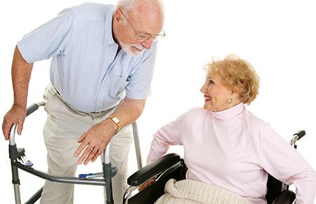 geriatricarea personas mayores discapacidad
