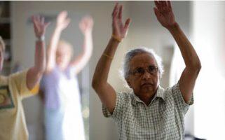 Envejecimiento activo: Fisioterapia y actividades físicas