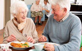 El papel de la alimentaciónen un envejecimiento activo y saludable