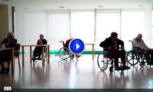Matia Fundazioa muestra en un vídeo situaciones de no buen trato hacia las personas mayores