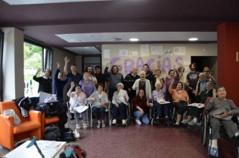 geriatricarea proyecto intergeneracional