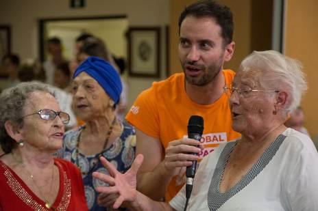 geriatricarea encuentro intergeneracional