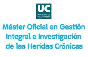 La UC convoca el Máster Oficial en gestión integral e investigación en los cuidados de las heridas crónicas