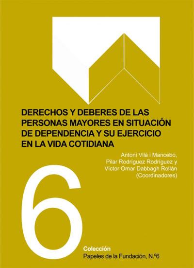 geriatricarea Fundacion Pilares Derechos deberes personas mayores