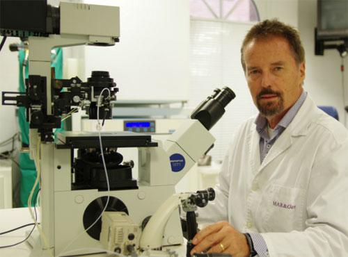 geriatricarea mitocondrias Jan Tesarik
