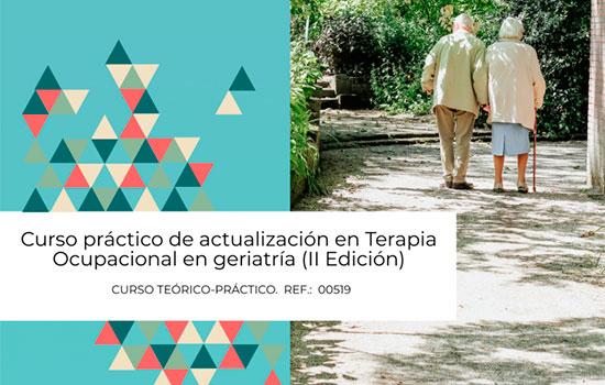 geriatricarea Terapia Ocupacional Geriatria
