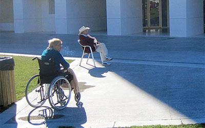 geriatricarea atencion a la dependencia