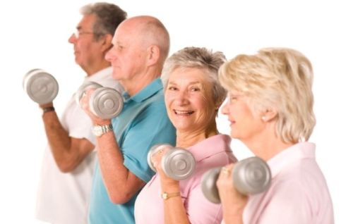 geriatricarea actividad fisica