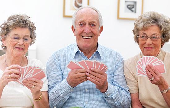 geriatricarea actividades de ocio personas mayores