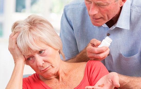 geriatricarea alteraciones de conducta